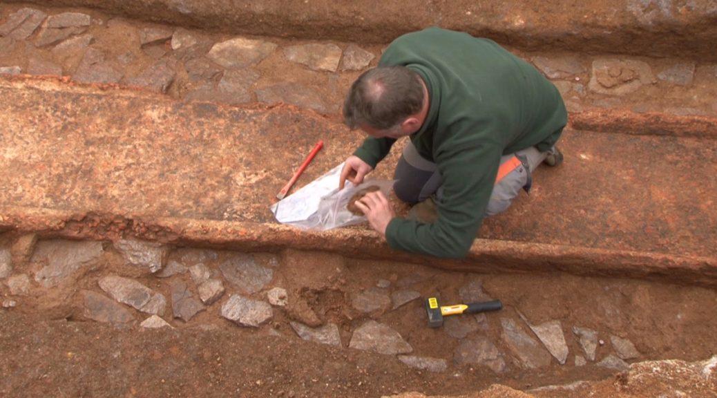 Service archéo Aveyron 2015