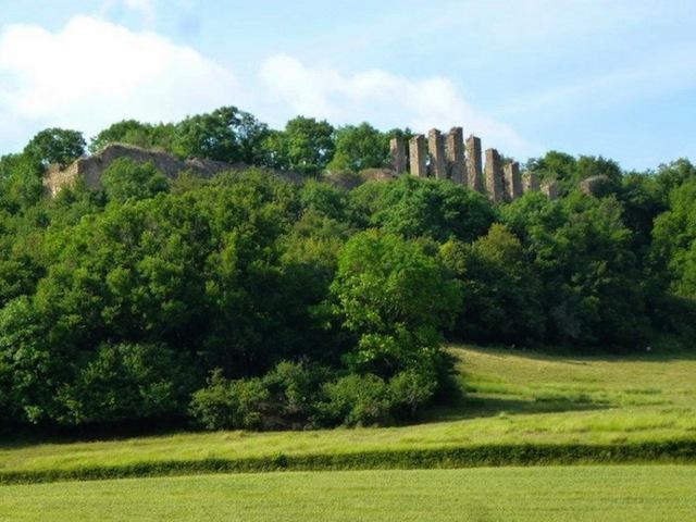 le château de Lourdon
