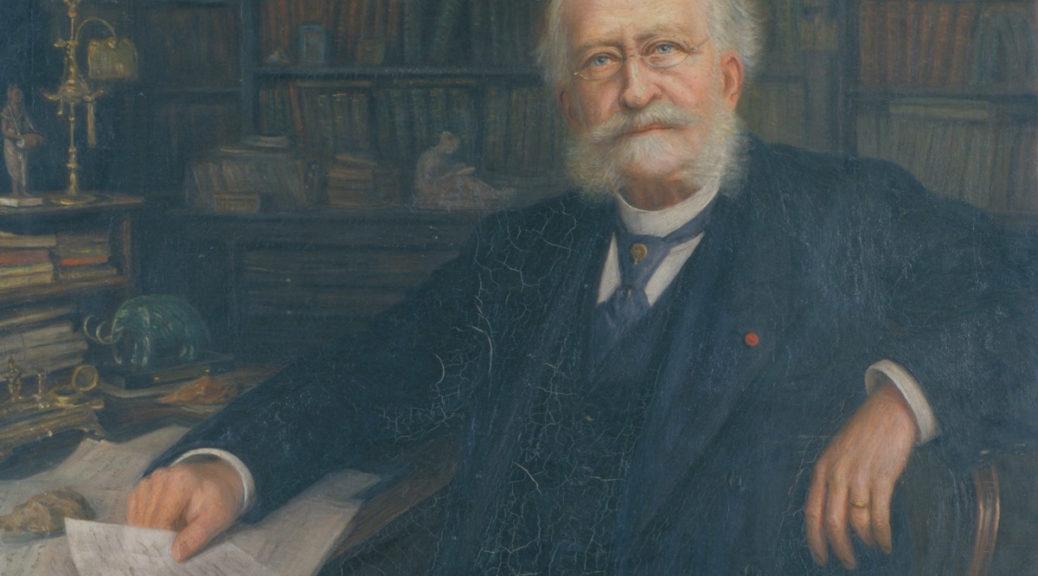 portrait conservé au musée des Augustins de Toulouse