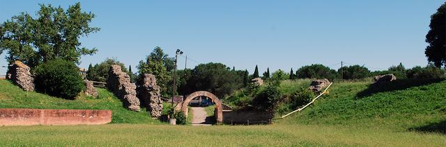 les arènes romaines © MSR