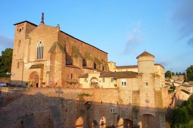 l'abbaye St-Michel