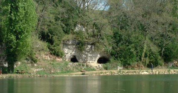 la grotte des Fadets